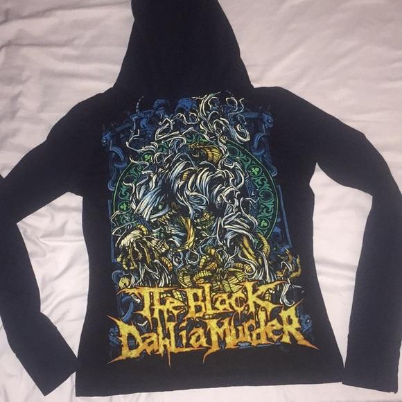 The Black Dahlia Murder Cool Womens Sweater Black S